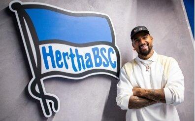 Kevin-Prince Boateng, Hertha Berlin'e transfer oldu