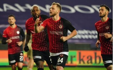 Gaziantep FK, Galatasaray'a karşı iki eksik