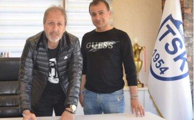 Tuzlaspor'da Taner Taşkın tekrar teknik direktörlüğe getirildi