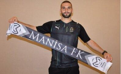 Manisa FK, Nino Kouter'i transfer etti