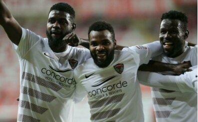 Hatayspor'dan Bopupendza ve Diouf için transfer yanıtı
