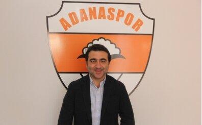 Adanaspor'un yeni teknik direktörü Emrah Bayraktar oldu