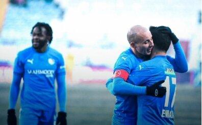 Erzurumspor'un ilk yarı karnesi! 2 teknik adam, 1 başkan değişti