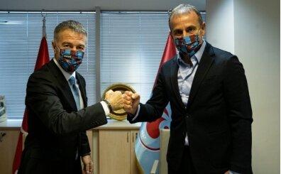 Abdullah Avcı ve Ahmet Ağaoğlu transfer görüşmesi