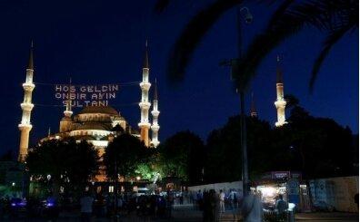 İstanbul için sahur vakti, İstanbul ezan vakti (14 Nisan Çarşamba)