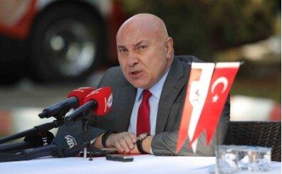 Samsunspor Başkanı Yüksel Yıldırım: 'Rakiplerimize teşvik primi gidiyor'