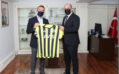Ali Koç'tan İstanbul Emniyet Müdürü Zafer Aktaş'a ziyaret