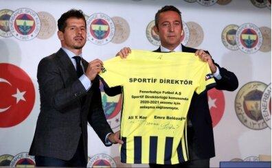 Emre Belözoğlu istifadan döndü! İşte Ali Koç ile diyaloğu...