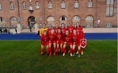 U19 Kadın Milli Futbol Takımı küme düştü!