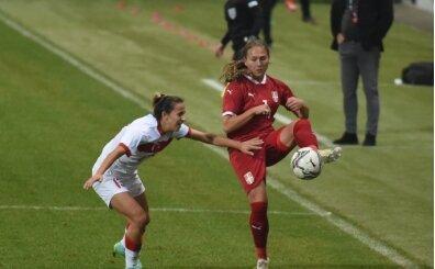 A Milli Kadın Futbol Takımı, ilk mağlubiyetini aldı!