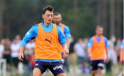 Mesut Özil yeni sezonu iple çekiyor!