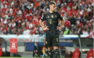 Bayern Münih'ten Kimmich açıklaması: 'Aşı olmak kendi kararı'