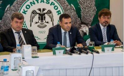 Konyaspor'da transfer için 25 milyon TL ayrıldı