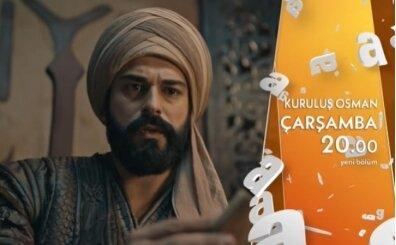 Kuruluş Osman 43. bölüm izle ATV HD kesintisiz reklamsız youtube tek parça