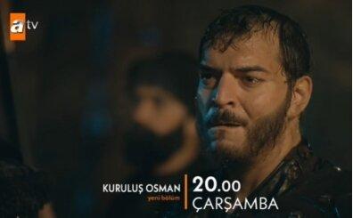 Kuruluş Osman ATV 42. bölüm Çarşamba yeni bölüm izle