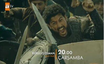 Kuruluş Osman HD izle ATV (SEZON FİNALİ) 23 Haziran Çarşamba