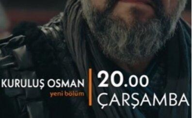 Kuruluş Osman yeni bölüm 20:00 Çarşamba