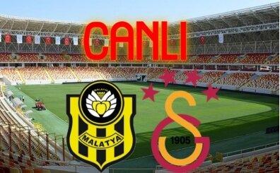 GS Malatya maçı izle, Malatyaspor Galatasaray izle canlı yayın