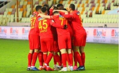 Yeni Malatyaspor'un evde bileği bükülmüyor