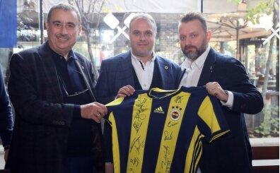 Aram Markaroğlu, Fenerbahçe'deki görevlerinden istifa etti