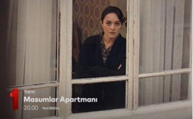 Masumlar Apartmanı 18. bölüm izle full TRT 1 HD kesintisiz