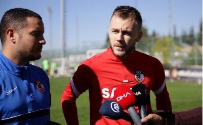 Gaziantep FK'nin hedefi üç puan