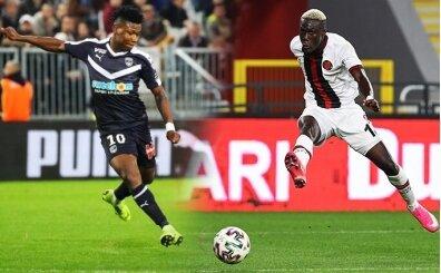 Fenerbahçe'de kanat arayışı: Kalu & Ndao