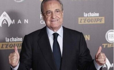 Florentino Perez: 'Avrupa Süper Lig projesi ihtiyaçtır'