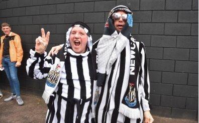 Newcastle: 'Arap kıyafetleriyle maça gelmeyin'
