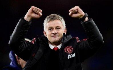 Manchester United'da Solskjaer'e yeni sözleşme