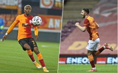 Galatasaray'dan Onyekuru ve Halil Dervişoğlu resti