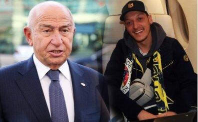 Nihat Özdemir'den Mesut Özil ve limit açıklaması