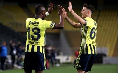 Fenerbahçe'de Mesut Özil kadroda yok