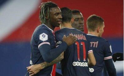 PSG, deplasmanda tek golle üç puanı aldı