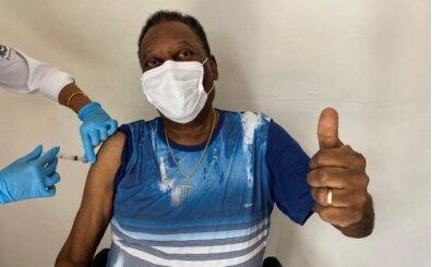 Pele'den sağlık durumu için açıklama
