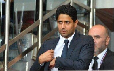 Avrupa Kulüpler Birliğinin yeni başkanı Nasser Al-Khelaifi