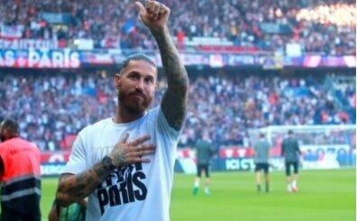 Paris Saint-Germain'de Ramos müjdesi