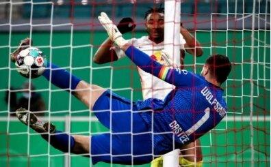 Almanya Kupası'nde Leipzig ve Kiel yarı finalde