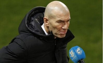 Zidane: 'Yenildik diye tüm sezonu bırakalım mı?'