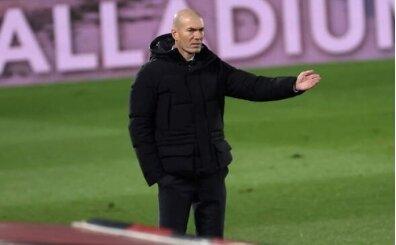 Zidane: 'Evet elendik ama delirmeyeceğiz'