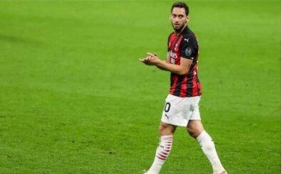 Hakan Çalhanoğlu: 'Milan'da çok mutluyum'