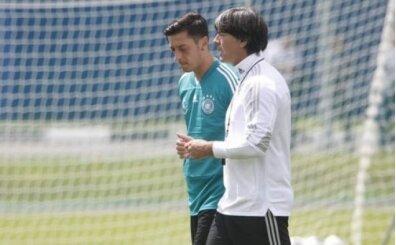 Mesut Özil: 'Löw'ü Fenerbahçe maçına davet ediyorum'