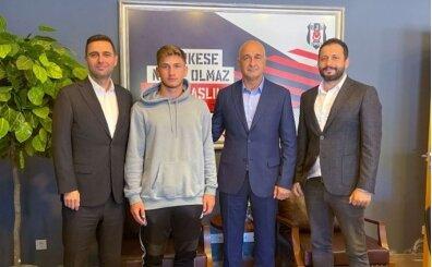 Beşiktaş, Semih Kılıçsoy ile sözleşme imzaladı
