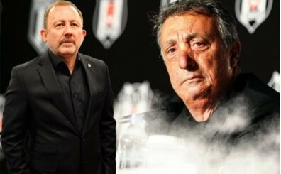 Beşiktaş'ta sıra Sergen Yalçın'da
