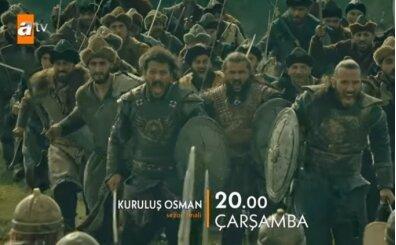 Sezon finali Kuruluş Osman izle ATV yeni bölüm (64. BÖLÜM)