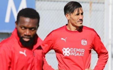 Sivasspor, Altay maçının hazırlıklarına başladı