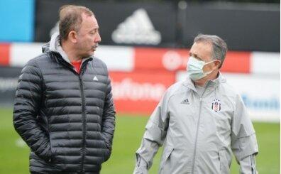 Beşiktaşlı futbolculardan Ahmet Nur Çebi'ye şampiyonluk sözü