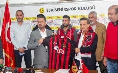 Eskişehirspor'da Suat Kaya dönemi resmen başladı