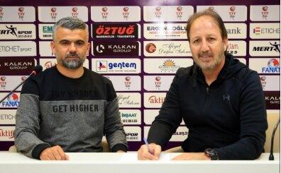Ankara Keçiörengücü Taner Taşkın ile sözleşme imzaladı