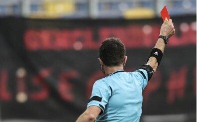 TFF 1. Lig'de hakemlerin kart tercihi, son 10 sezonun gerisinde kaldı